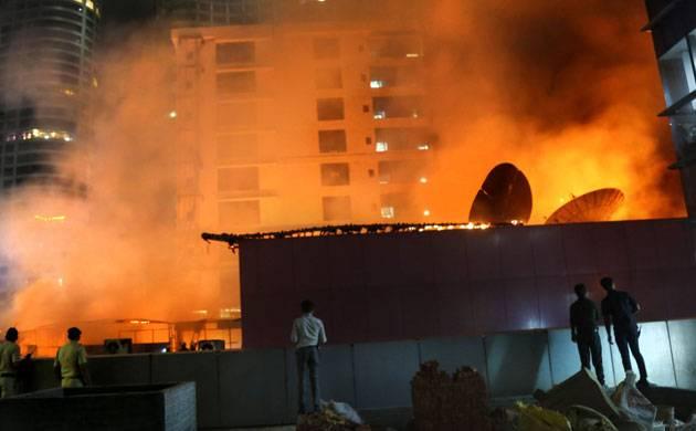 Kamala Mills fire: Mojos Bistro owner sent to police custody till Jan 12 (pic credit: PTI)