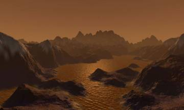NASA's Cassini finds Saturn's moon, Titan, has Earth-like features