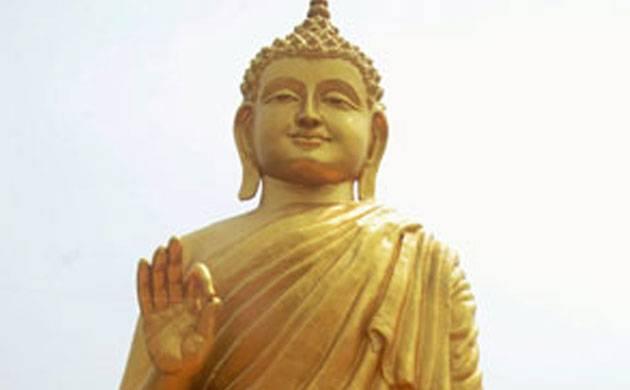 Buddha statue stolen, Dalits stage protest (Source: PTI)