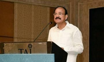 Terror has no basis in any religion, says Venkaiah Naidu