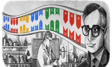 Google remembers Nobel prize-winning biochemist Har Gobind Khorana on his birth anniversary