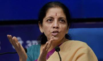 Indian Navy fully capable to deal with any threat: Sitharaman