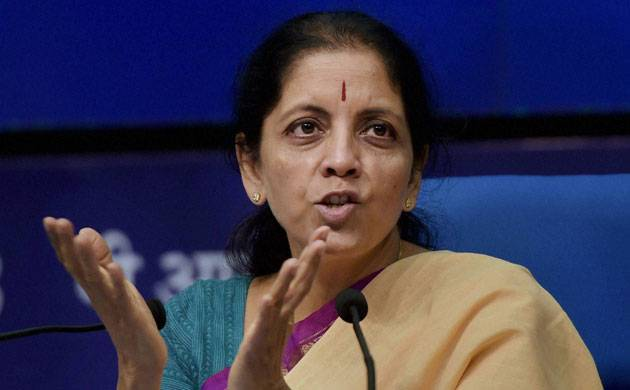 Indian Navy fully capable to deal with any threat: Sitharaman (pic credit: PTI)