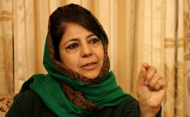 21,400 hectares under illegal possession of Army in J-K, says Mehbooba Mufti (File Photo)