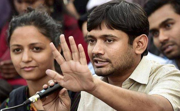 BJP a washing machine, cleanses leaders of criminal charge, says Kanhaiya Kumar (pic credit: PTI)