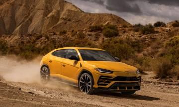 Lamborghini's first-ever SUV 'Urus' hits Indian market at Rs 3 crore