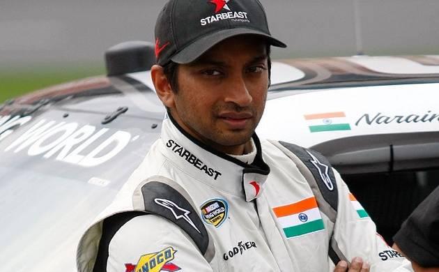 Narain Karthikeyan to stay in Super Formula for a 5th season (File Photo)