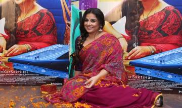 'Tumhari Sulu' star Vidya Balan to play Indira Gandhi in her next
