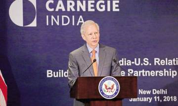 US ambassador Kenneth Juster says time to make sure Indo-US strategic partnership is durable one