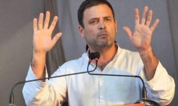Supreme Court judges' row: Congress President Rahul Gandhi demands probe into death of Judge Loya