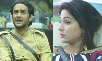 Bigg Boss 11 finale week, Episode 104, Day 103, Highlights: Vikas Gupta finds new way to torture Hina Khan