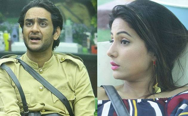 Bigg Boss 11 finale week, Episode 104, Day 103, LIVE UPDATES: Vikas Gupta finds new way to torture Hina Khan