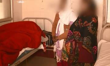 Harassed by four men, class eight girl sets self on fire in Uttar Pradesh