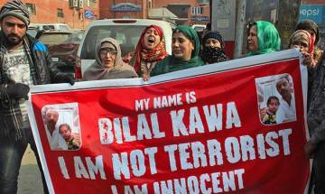 Family of Bilal Ahmed Kawa, held for Red Fort attack, alleges conspiracy