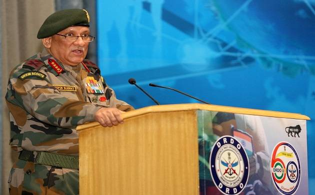 Army chief Gen Bipin Rawat (Source: IANS)