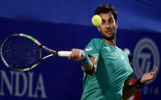 Yuki Bhambri downs Canada's Peter Polansky to qualify for Australian Open (PTI Photo)