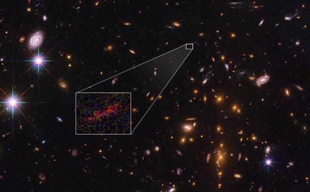 (NASA/ESA/B. Salmon STScI)
