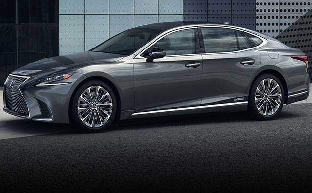 Lexus LS 500h to be launched in India tomorrow (Source: Lexus.com)
