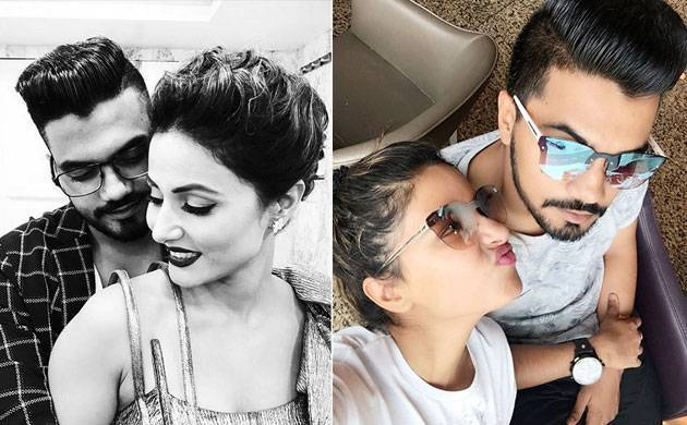 Rocky Jaiswal reveals why Hina Khan deserves to win (Source- Instagram)