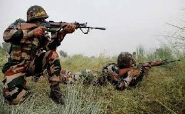 Indian Army Soldiers - File Photo
