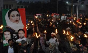 Pakistani Taliban claims it killed Benazir Bhutto