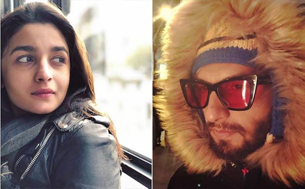 Alia Bhatt, Ranveer Singh starrer 'Gully Boy' goes on floor(Image Courtesy: Instagram of Ranveer Singh, Alia Bhatt)