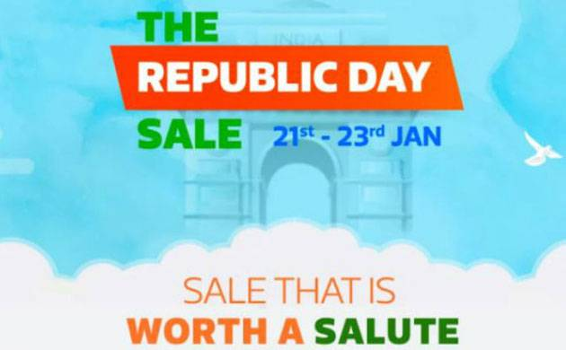 Flipkart Republic Day Sale dates out; to take on rival Amazon! (Source: Flipkart.com)
