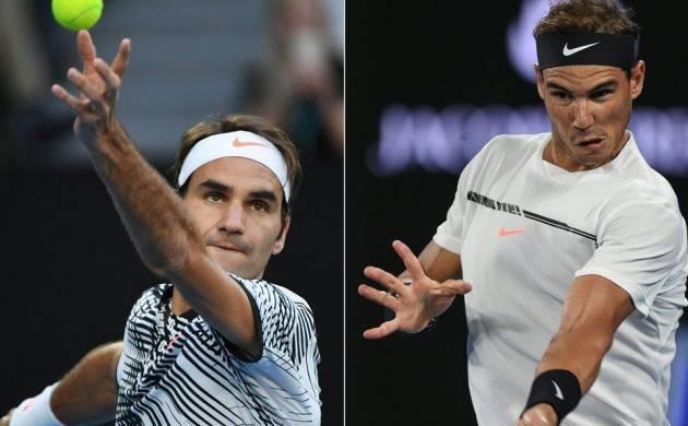 Australian Open: Roger Federer and Rafael Nadal - File Photo