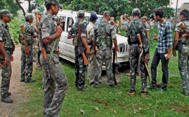 Indian Reserve Battalion constable opens fire in public place near Pune, 3 killed (File Photo/Source: PTI)