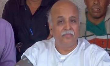 Pravin Togadia alleges PM Modi conspiring with Ahmedabad Police to harass him