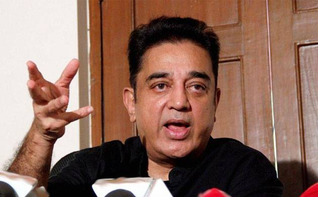 Kamal Haasan to announce political party's name on February 21 (pic source: PTI)