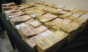 WATCH   UP Police and NIA unearth old currency worth Rs 90 crore from Kanpur