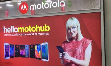 Motorola plans to open 50 motohub stores in Delhi by this month end