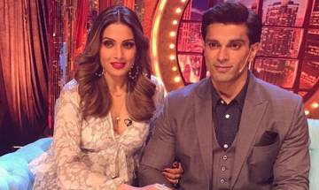 Karan Singh Grover REACTS to wife Bipasha Basu's pregnancy reports