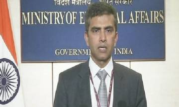 No change in status quo at Doklam face-off site, says Ministry of External Affairs