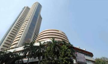 Sensex builds on gains, rises 131 pts on earnings, Asian cues