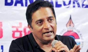 I'm anti-Modi & anti-Amit Shah, not anti-Hindu, says Prakash Raj