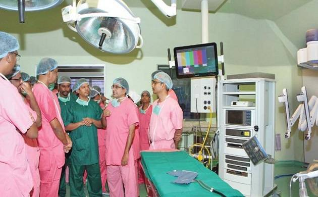 Jipmer performs 50th successful robotic-assisted surgery in Puducherry (File Photo)