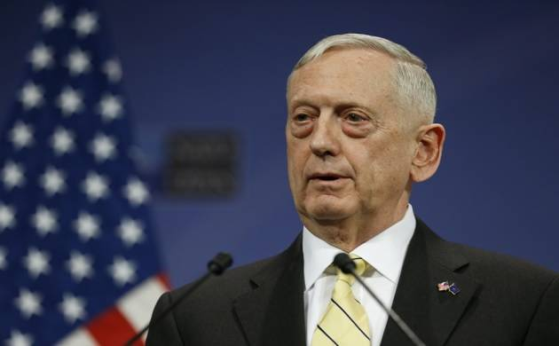 US Defence Secretary James Mattis seeks to maintain balance of power in Indo-Pacific(Image Courtesy: IANS)