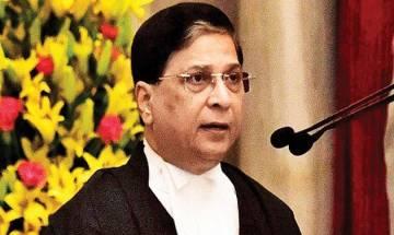 CJI Deepak Misra to hear PIL on CBI judge BH Loya's death