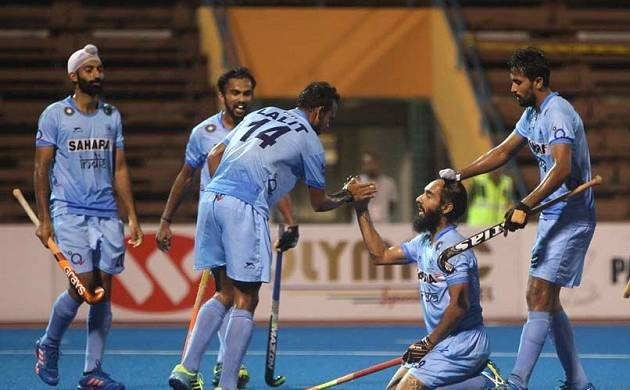 India down hosts New Zealand in Four-Nations hockey (File Photo)