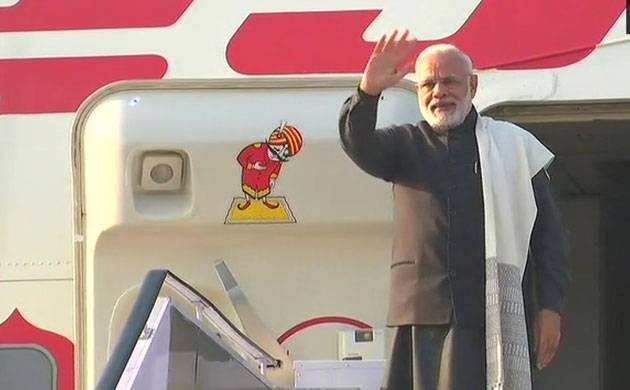 Prime Minister Narendra Modi will leave for Davos, Switzerland on Monday to attend the World Economic Forum 2018.