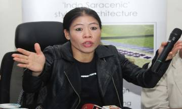 M C Mary Kom, Shiva Thapa to be in action for India Open boxing Tournament
