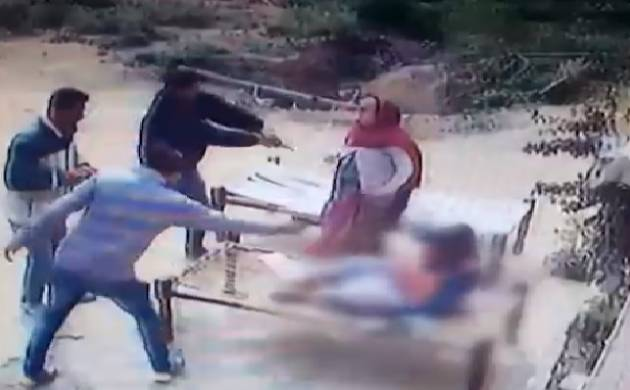 Watch Video   Mother, son killed in Meerut