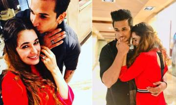 Prince Narula get ENGAGED to Yuvika Chaudhary, shares SPECIAL message for his lady love (see pic)
