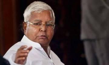 Fodder scam: CBI court sentences Lalu Yadav to jail for 5 years