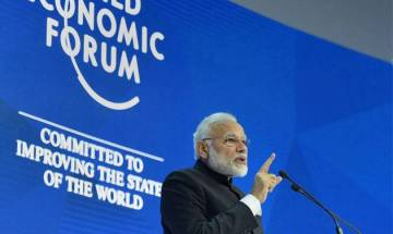 China says ready to join hands with India to fight protectionism after PM Modi's Davos speech