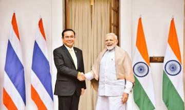 PM Modi holds talks with Thai counterpart Gen Prayut Chan-o-cha