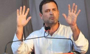 Rahul Gandhi watches Republic Day parade from 6th row, Congress terms it deliberate humiliation