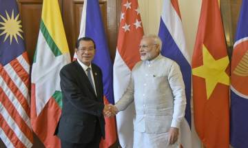 India and Cambodia decide to boost defence ties; ink 4 pacts